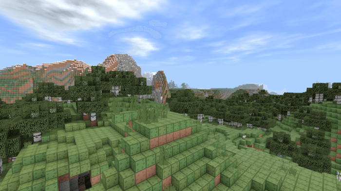 shader minecraft texture pack