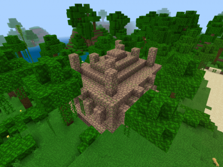 Download Texture Pack Improved Cobblestone For Minecraft Bedrock Edition 1 13 For Android