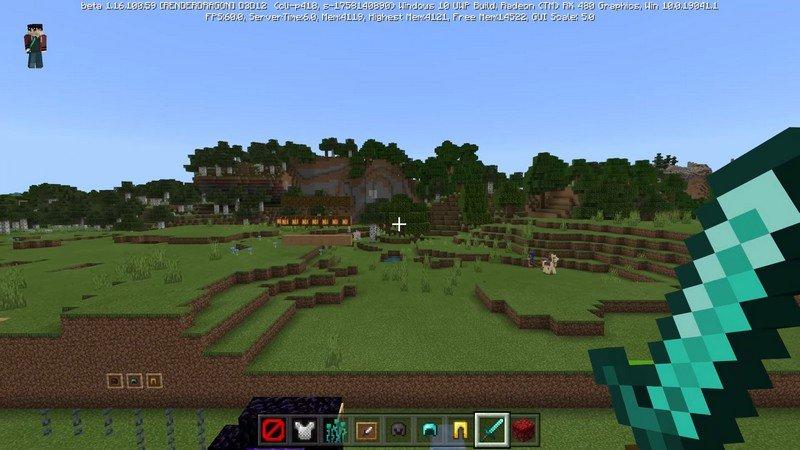 Download Minecraft Pocket Edition 1.16.100.59 Nether ...